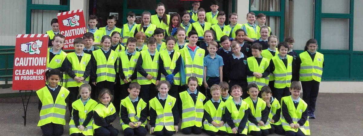 Glenbrohane Green Schools Green Flag Programmer